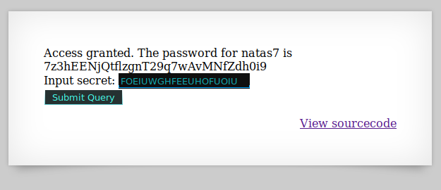 natas6-7