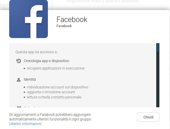 Profiling da Google Play