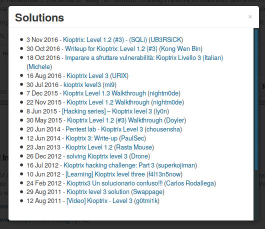 Soluzioni di Kioptrix 2